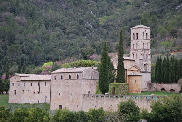 San Pietro in Valle - Ferentillo (Terni - Umbria)