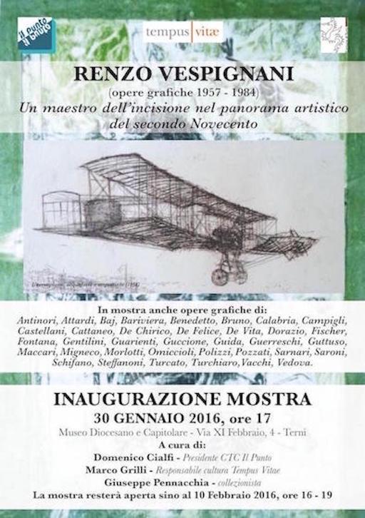 Renzo Vespignani – Opere grafiche