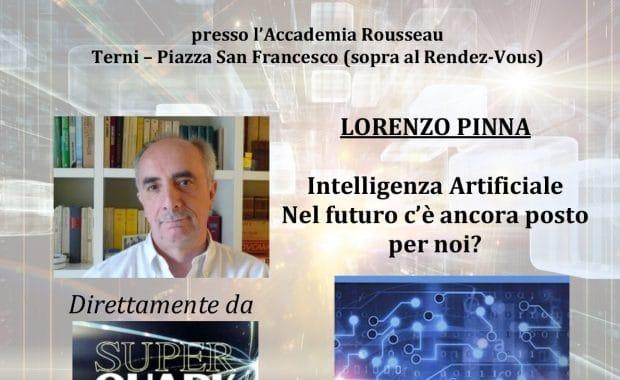 Lorenzo Pinna a Terni