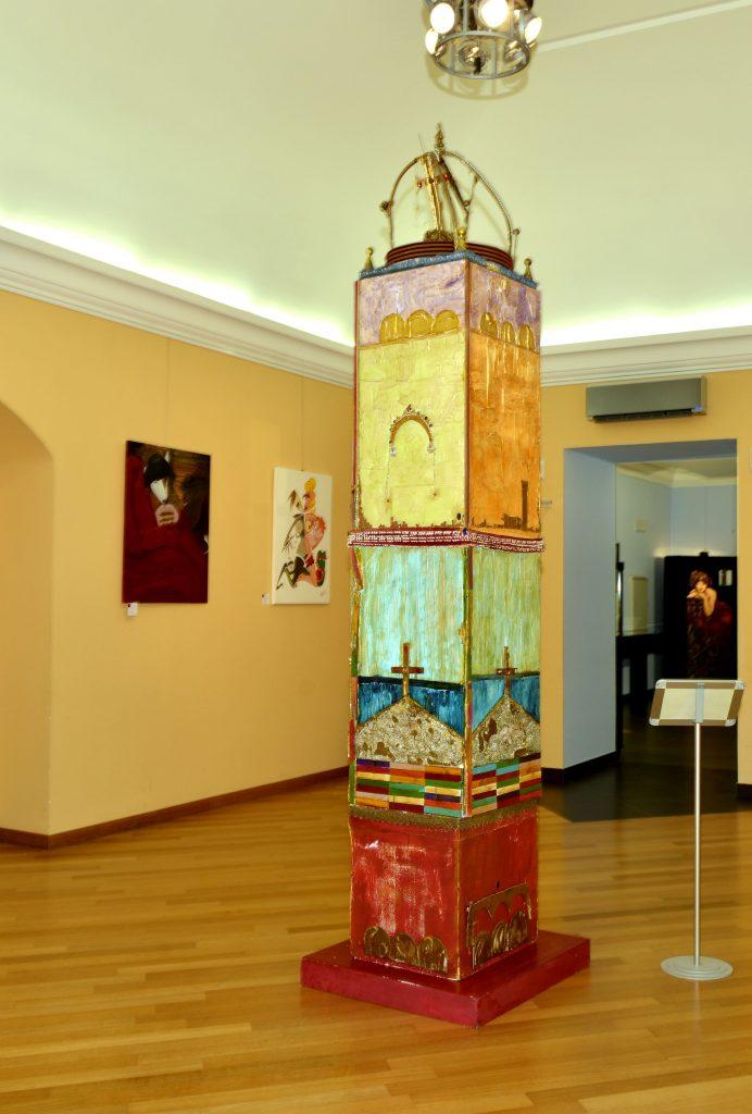 Giovannino Montanari, Comitò, in esposizione a Matera 2019