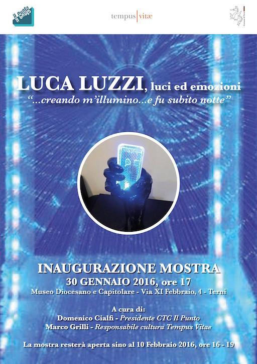 Luca Luzzi – Luci ed emozioni